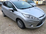 2008 Ford Fiesta 5p. Clever