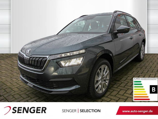 Skoda Kamiq Avtive 1.0 TSI cool & sound LED PDC