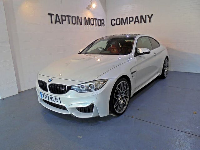 2017 BMW 4 Series 3.0 M4 (444bhp) (Competition Pack)(s/s) Coupe M DCT (17 reg)