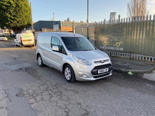 2016 Ford Transit Connect 1.5TDCi L1 200 Trend (120PS)(Eu6) Panel (66 reg)