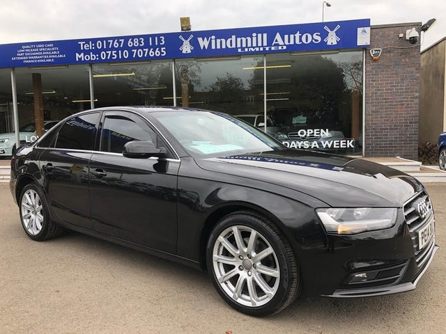 2014 Audi A4 2.0TD SE Technik (177ps) Multitronic (14 reg)