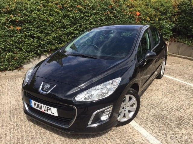 2011 Peugeot 308 1.6TD Active 1.6HDi (92bhp) (11 reg)