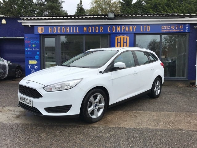 2016 Ford Focus 1.5TDCi Style (95ps) Estate 1496cc (65 reg)