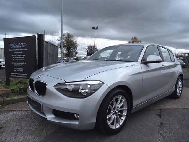 2014 BMW 1 Series 1.6TD 116d EfficientDynamics 5d (64 reg)