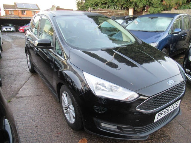2016 Ford C-MAX 1.0T Zetec (100ps) (66 reg)