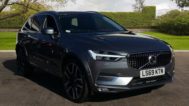 2019 Volvo XC60 2.0TD D4 Inscription Pro Geartronic (69 reg)