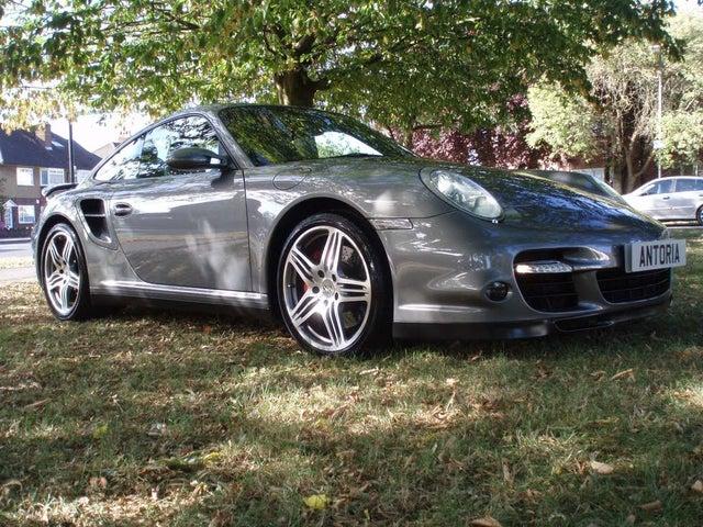 2007 Porsche 911 3.6 Turbo Tiptronic S Coupe auto (1S reg)