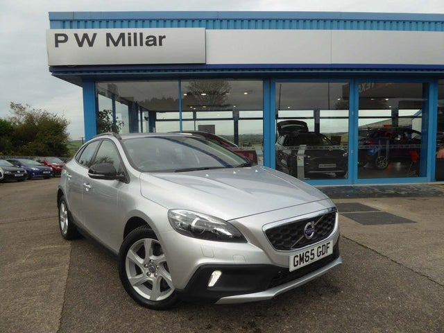 2015 Volvo V40 2.0TD D2 Cross Country Lux Geartronic (65 reg)