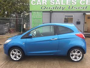 Used Ford Ka For Sale Cargurus