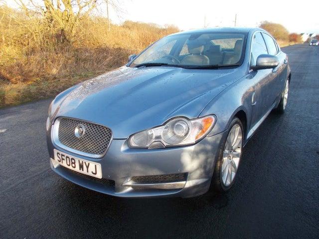 2008 Jaguar XF 3.0 Premium Luxury (08 reg)