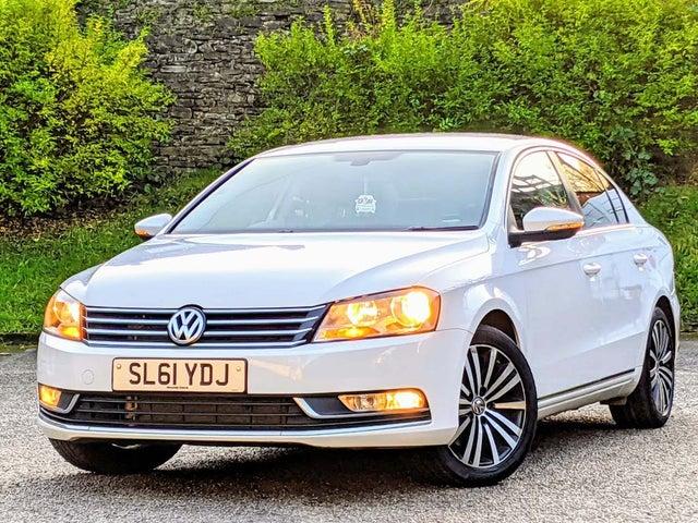 2011 Volkswagen Passat 1.6TD Sport Saloon 4d (61 reg)