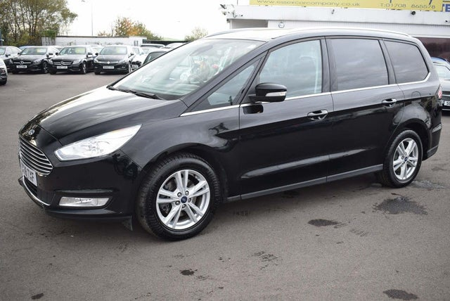 2018 Ford Galaxy 2.0TDCi Titanium (180ps) Powershift (18 reg)