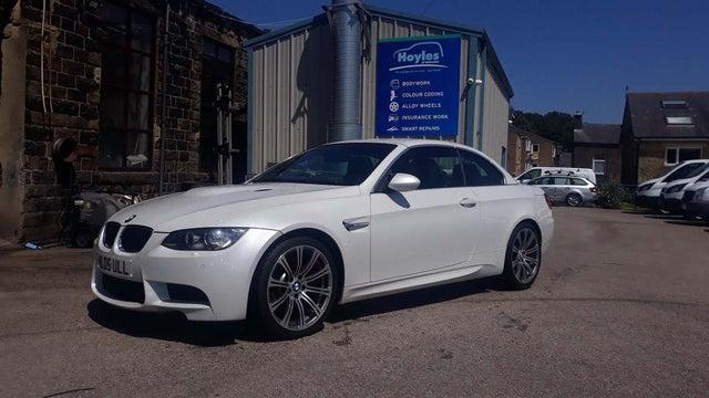 2011 BMW 3 Series 4.0 M3 (420bhp) Convertible 2d DCT (05 reg)