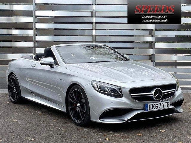 Used Mercedes-Benz S-Class S63 AMG for sale - CarGurus