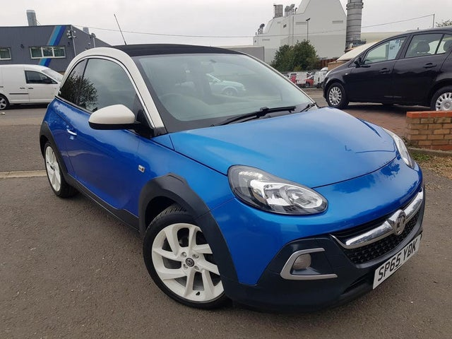 2015 Vauxhall ADAM 1.2 VVT 16v ROCKS AIR (65 reg)