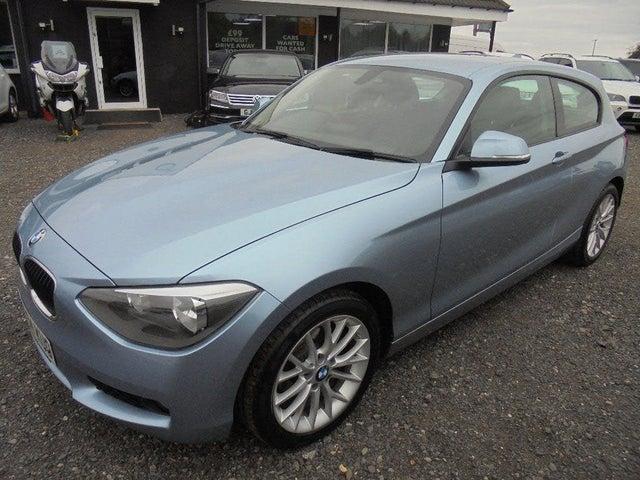 2015 BMW 1 Series 2.0TD 116d SE 3d (64 reg)