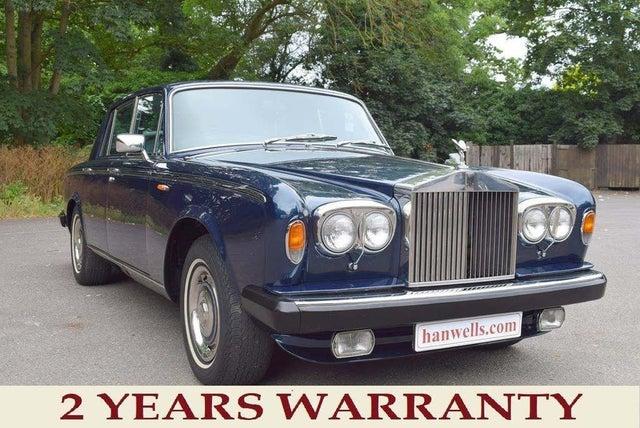 1979 Rolls-Royce Silver Shadow 6.8 II