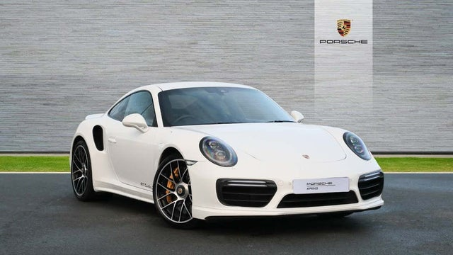 2017 Porsche 911 3.8 Turbo S Coupe (17 reg)