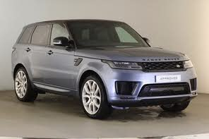 Range Rover Sport Used >> 2018 Land Rover Range Rover Sport 4 4 Sdv8 Autobiography Dynamic 339ps Awd S S 68 Reg