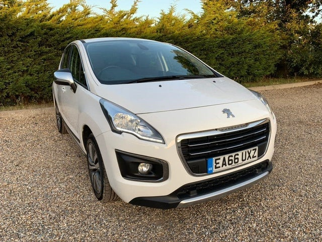 2016 Peugeot 3008 Crossover 1.6BlueHDi Active (66 reg)
