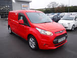 2015 Ford Transit Connect 1.6TDCi L2 Limited (65 reg)