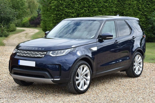 2018 Land Rover Discovery 2.0 Si4 HSE AWD (68 reg)