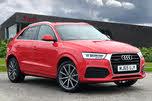 2015 Audi Q3 2.0TDI quattro S Line Plus (184ps) (s/s) Tronic (65 reg)