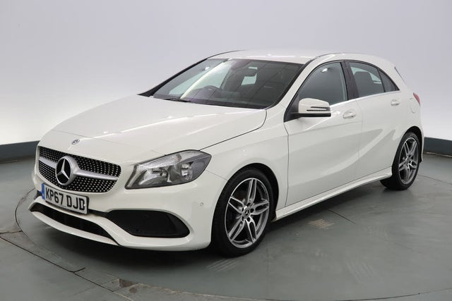 2017 Mercedes-Benz A-Class 2.1d A200d AMG Line (Executive)(s/s) (67 reg)