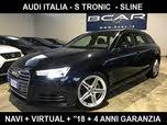 2018 Audi A4 Avant 150 CV S line edition