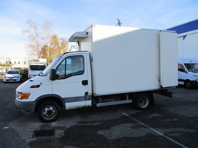 Iveco Daily CCb 2002 50C13 emp 4.35m