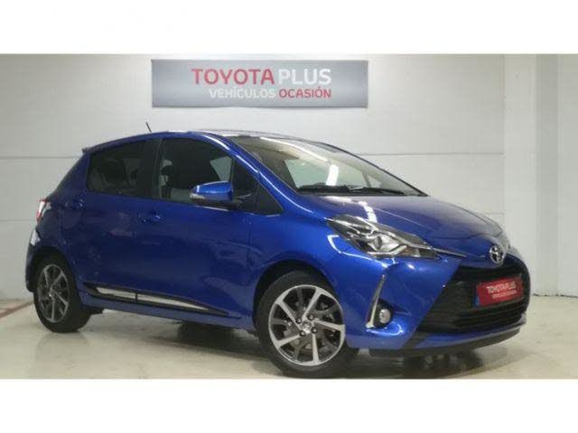 2019 Toyota Yaris Feel!