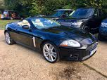 2010 Jaguar XKR 5.0 Convertible (10 reg)