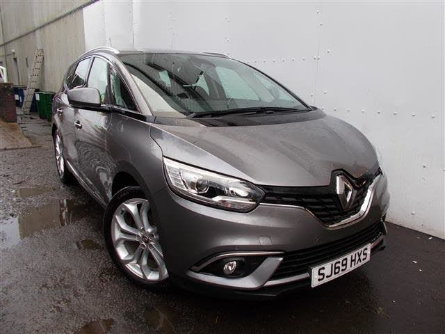2019 Renault Grand Scenic 1.3 TCe Iconic (69 reg)