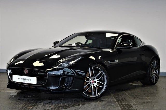 2017 Jaguar F-TYPE 3.0 V6 S/C R-Dynamic (380ps) Coupe (67 reg)