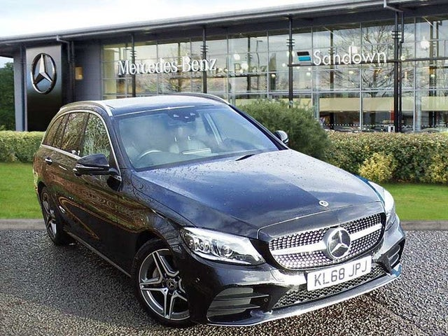 2019 Mercedes-Benz C-Class 1.5 C200 AMG Line (Premium Plus)(s/s) Estate 5d (68 reg)
