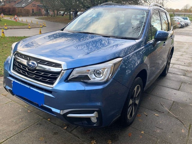 2018 Subaru Forester 2.0 XE Premium 4X4 Lineartronic (18 reg)