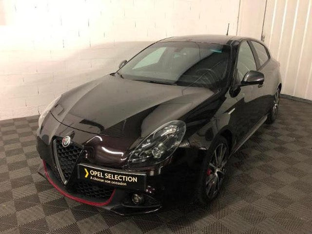 Alfa Romeo Giulietta 2018 1.4 TB MltAir 150 Imola S&S