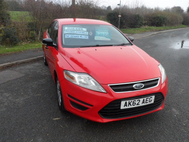 2012 Ford Mondeo 2.0TD Edge (140ps) Hatchback (62 reg)