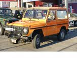 Mercedes-Benz G 230 GE, Puch Worker