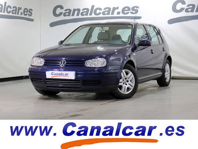 2001 Volkswagen Golf Highline 105 Highline 3dr
