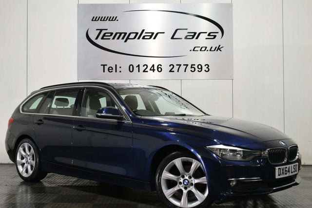 2014 BMW 3 Series 2.0TD 320d xDrive Luxury Touring 5d (64 reg)
