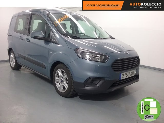 2018 Ford Transit Courier