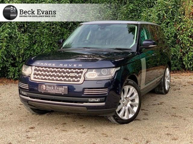 2016 Land Rover Range Rover 4.4 SDV8 Autobiography 4.4 SDV8 (339bhp) (LWB)(s/s) (66 reg)