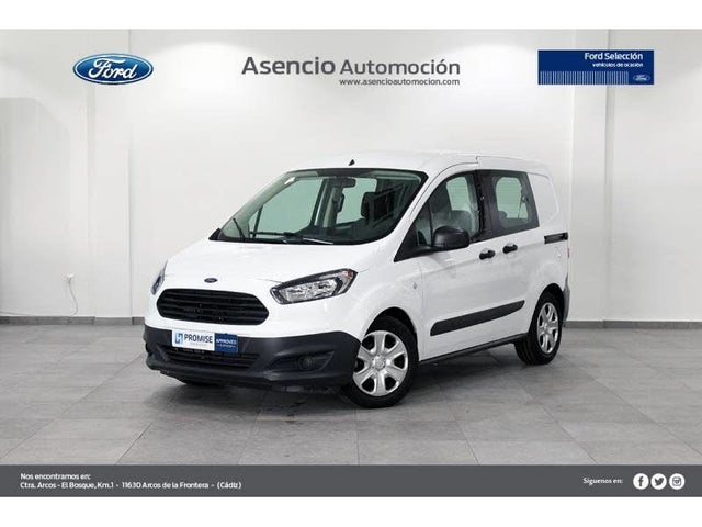 2019 Ford Transit Courier