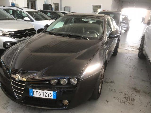 2009 Alfa Romeo 159 JTDm Distinctive