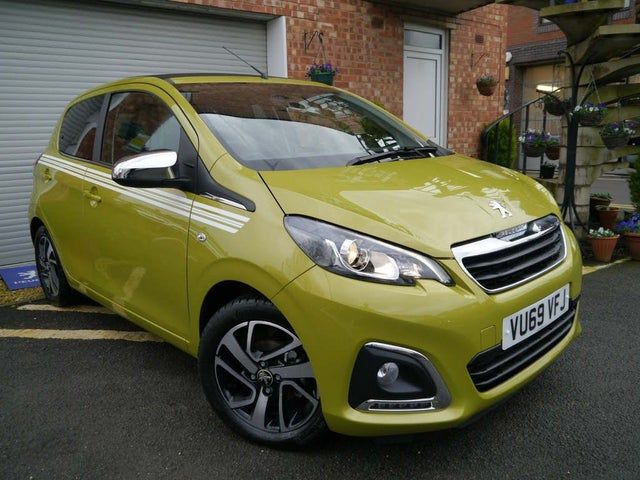 2019 Peugeot 108 1.0 Collection (s/s) TOP! (69 reg)