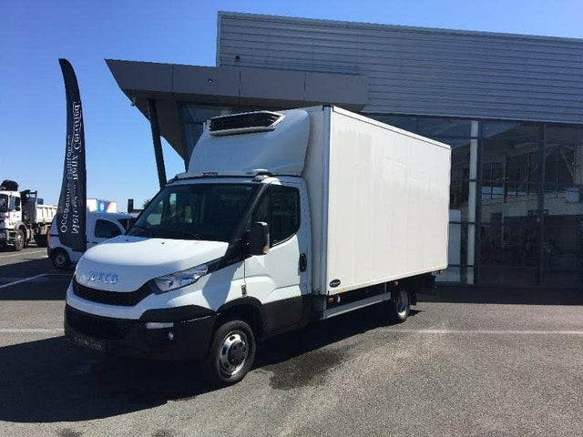 Iveco Daily CCb 2016 35C15 Emp 4100