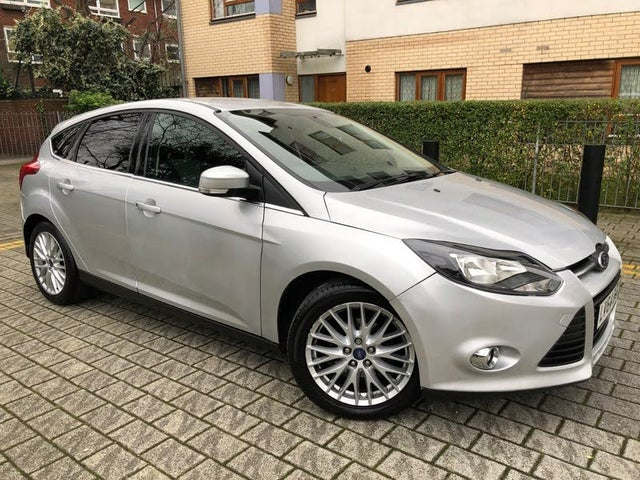 2014 Ford Focus 1.0 Zetec SCTi (100ps) Hatchback (64 reg)