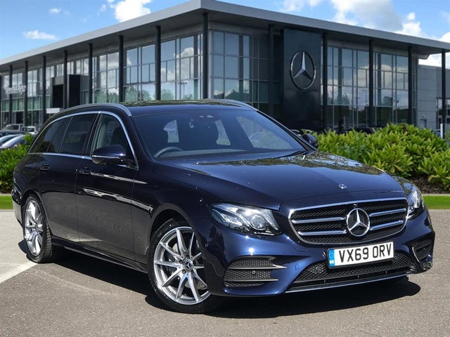 2019 Mercedes-Benz E-Class 2.0d E220d AMG Line Edition (Premium) Estate 5d (69 reg)
