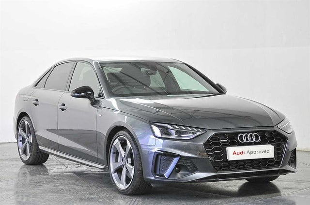 2020 Audi A4 2.0 45 TFSI Black Edition (69 reg)